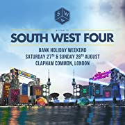 South West Four festival featuring The Chemical Brothers