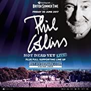 Barclaycard presents British Summer Time Hyde Park featuring Phil Collins