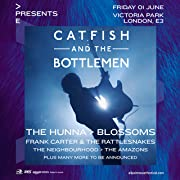 APE Presents Catfish and the Bottlemen