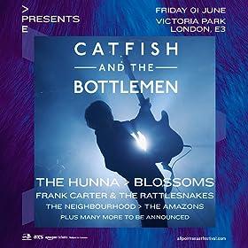 APE Presents Catfish and the Bottlemen
