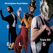 "Birmingham Royal Ballet--Arcadia / Le Baiser de la fée / ""Still Life"" at the Penguin Café"