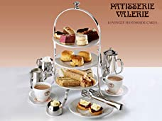 Afternoon Tea for Two at Patisserie Valerie Nationwide