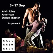 Alvin Ailey American Dance Theater Programme A