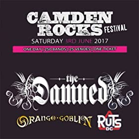 Camden Rocks Festival featuring The Damned