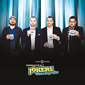 Impractical Jokers: Where's Larry? starring The Tenderloins