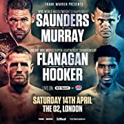 World Championship Boxing: Saunders v Murray