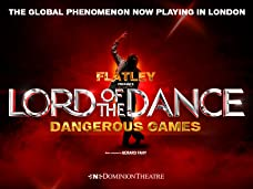 Michael Flatley's Lord Of The Dance: Dangerous Games Tickets - Up To 58% Off*