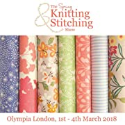 The Spring Knitting & Stitching Show