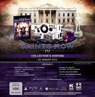 Saints Row IV Collector's Edition - 100% UNCUT, Abbildung #01