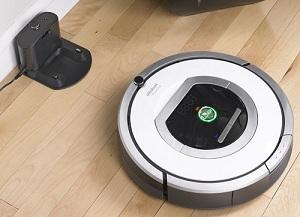 iRobot Roomba 760 - Robot aspirador (diámetro 34 cm, autonomía 120 min): Amazon.es: Hogar