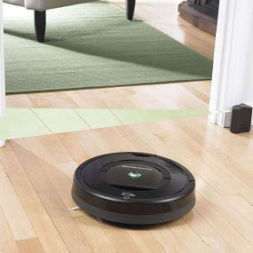 Robot aspirador iRobot Roomba 780