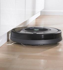 Robot aspirator iRobot Roomba 770