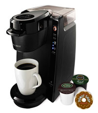 6e0d531638d Mr. Coffee Single Serve Coffee Brewer BVMC-KG5-001