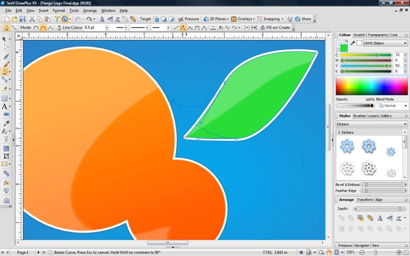 drawplus x5 software