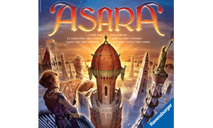Asara - Land of the 1000 Towers.