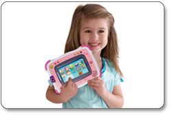 VTech InnoTab 2 Learning App Tablet - Pink Product Shot