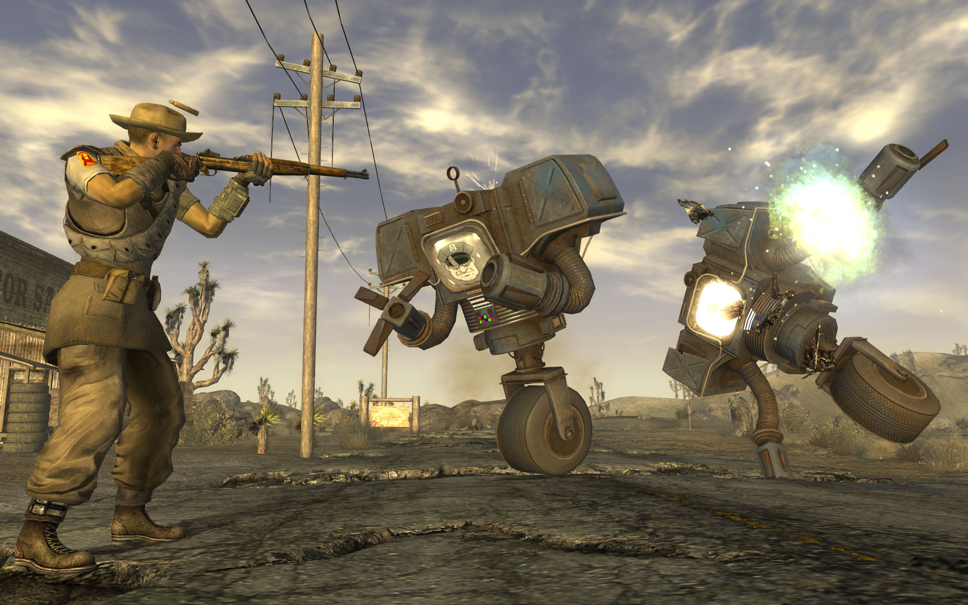 Fallout: New Vegas (Xbox 360): Amazon co uk: PC & Video Games