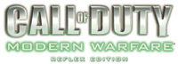 Call of Duty: Modern Warfare: Reflex game logo