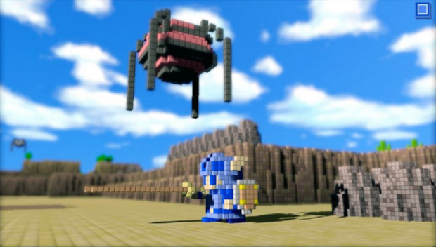 3D Dot Game Heroes (PS3): Amazon.co.uk: PC & Video Games