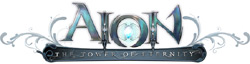 'Aion: The Tower of Eternity' game logo