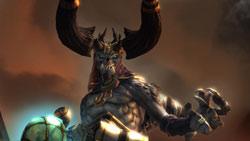 Demon enemy from 'Darksiders'