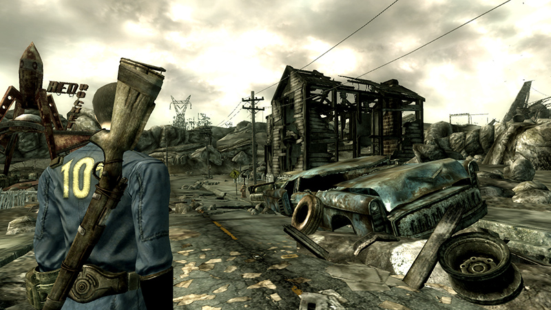fallout 3 for mac