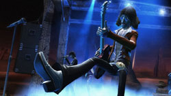Create the ultimate rocker and music in 'Guitar Hero: Greatest Hits'