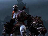 Kratos avec de nouvelles armes