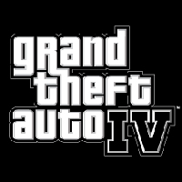 'Grand Theft Auto IV' game logo