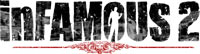 inFAMOUS 2 game logo