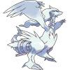 Legendary Pokémon Reshiram from Pokémon Black and Pokémon White