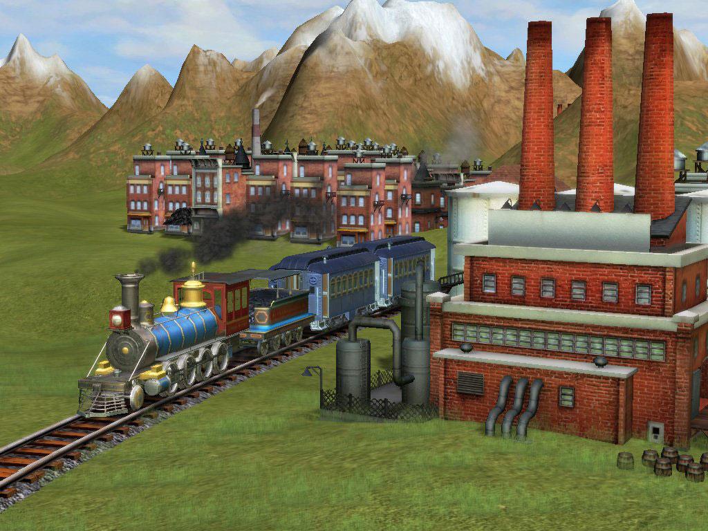 Sid meier s railroads