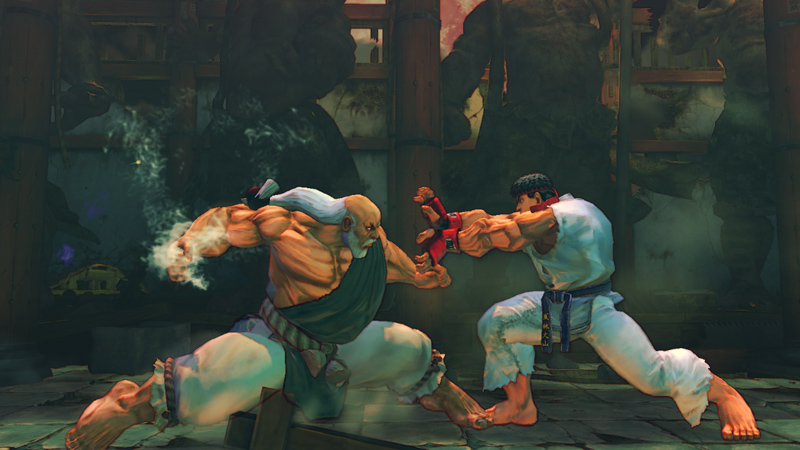 Street Fighter Iv Ps3 Amazon Co Uk Pc Video Games