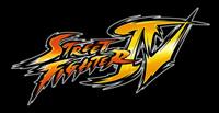 'Street Fighter IV' game logo