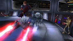 Jedi droidhacking in 'Star Wars The Clone Wars: Republic Heroes'