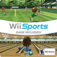 Wii Sports Inclus