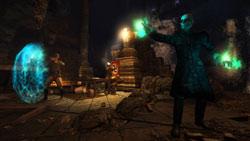 Enemies weilding Veil Power in 'Wolfenstein'