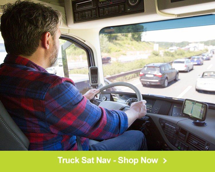 TomTom Trucker Sat Navs
