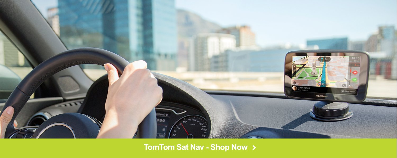 TomTom sat nav