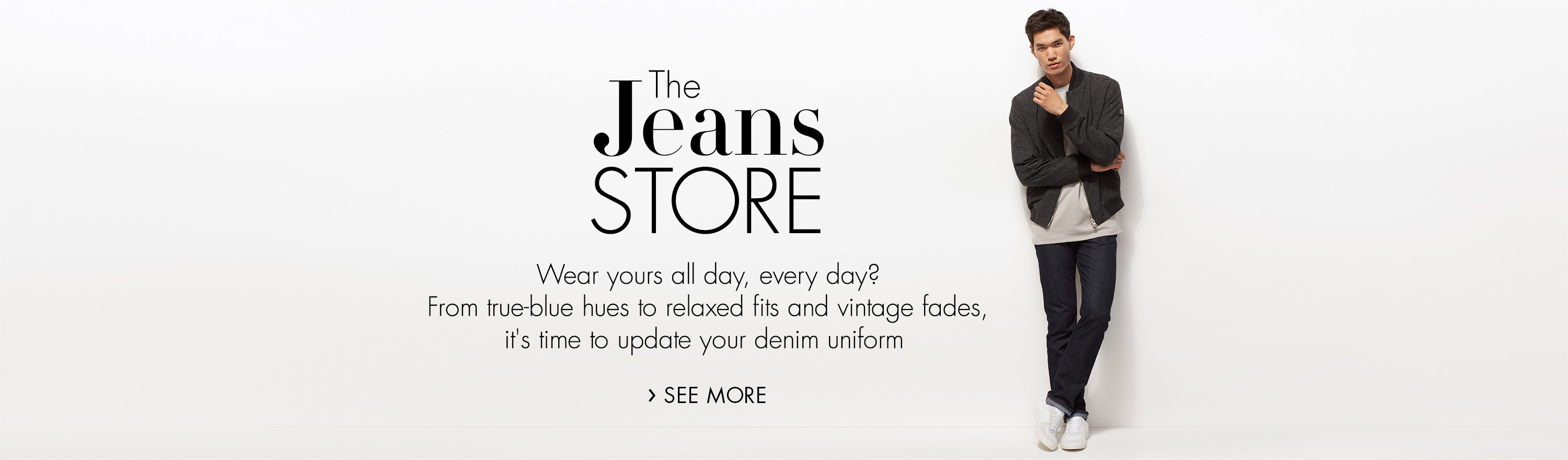 The Jeans Store for Men