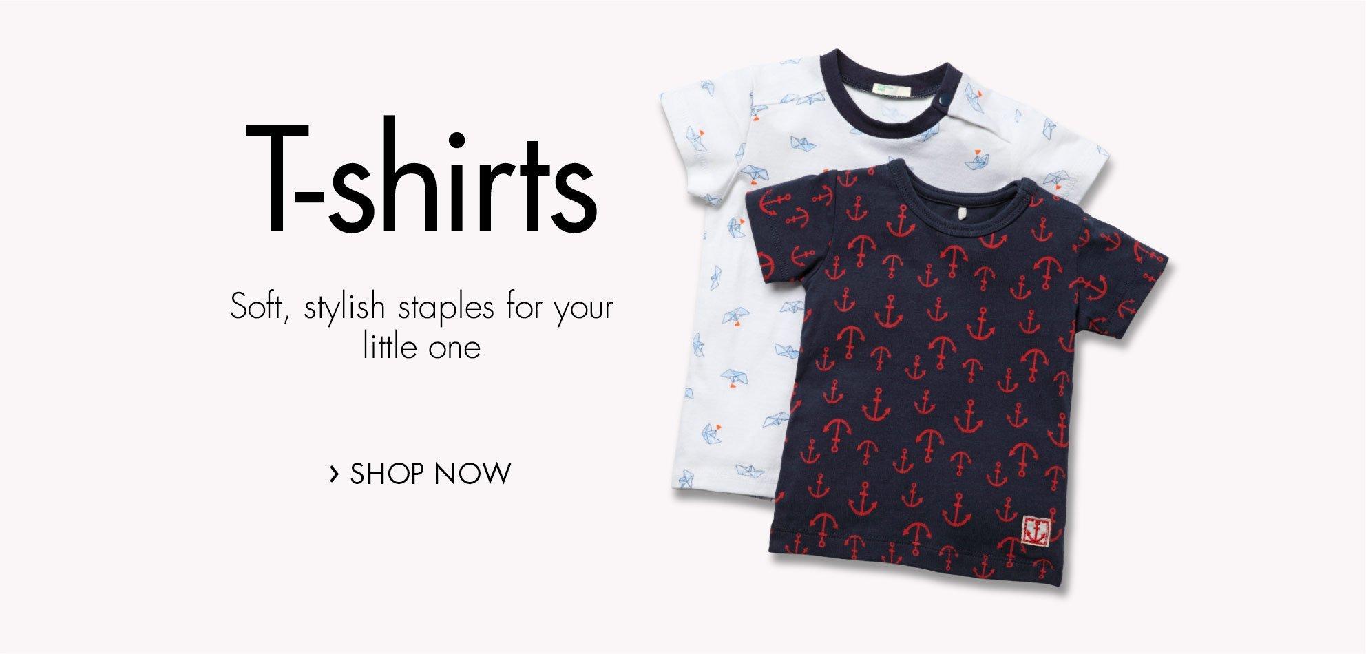 Baby Summer T-Shirts