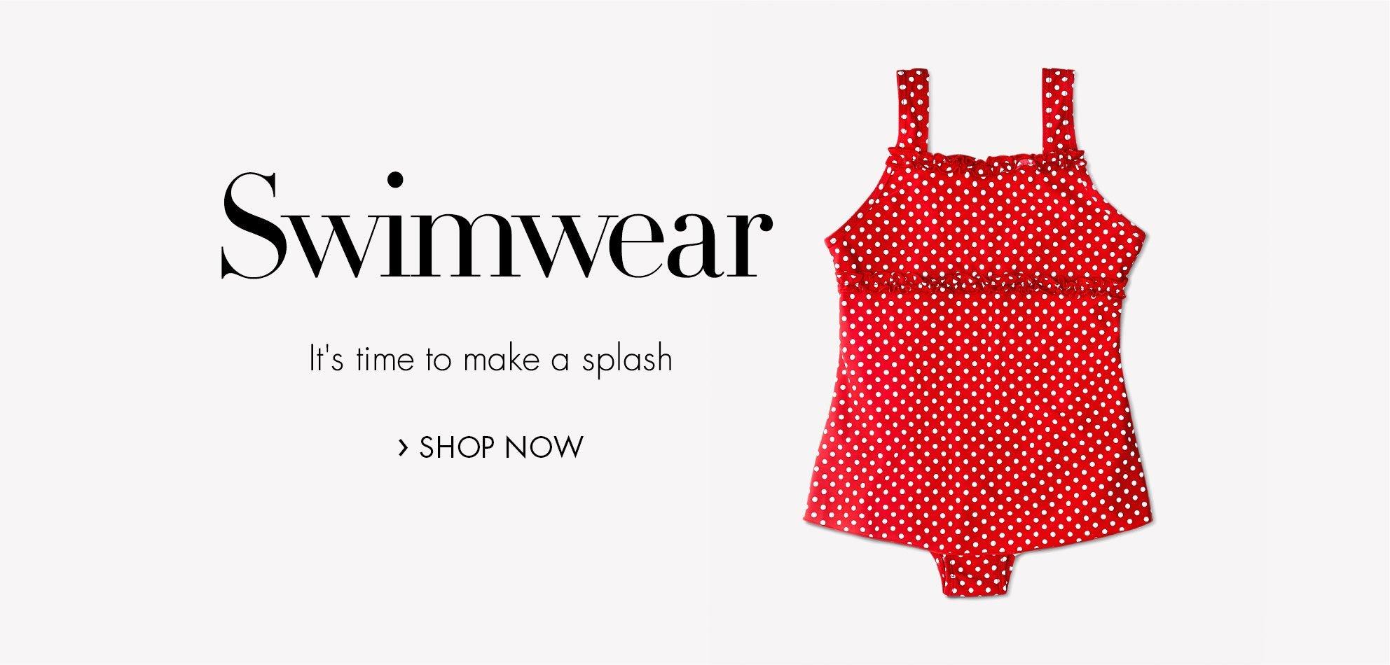 Girls' Swimwear