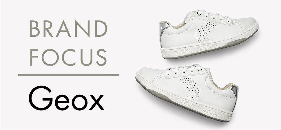 Brand Focus: Geox