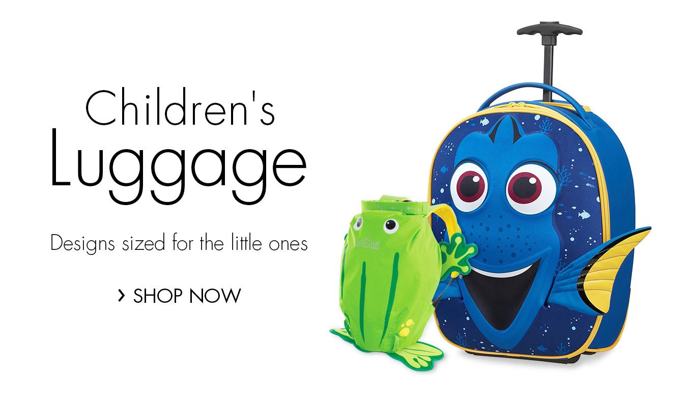 Children's Luggage
