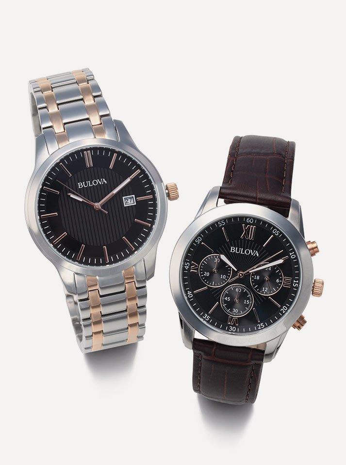 Luxury's watches