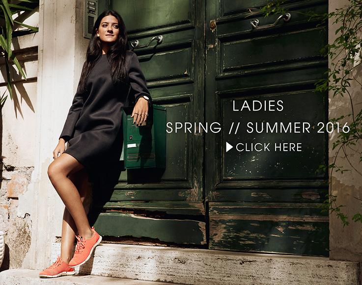 Ladies Spring/Summer 2016