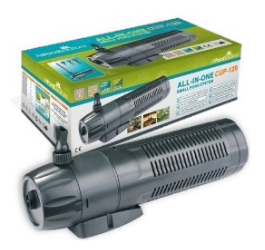 Only £29.99 for 3-in-1 All Pond Pump, Filter and Fountain