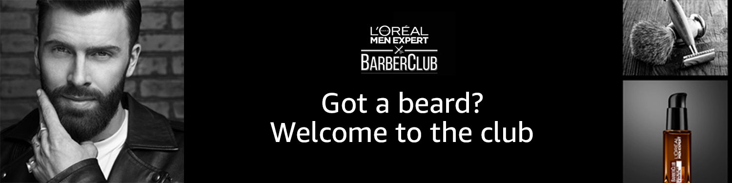 Men Expert Barber Club