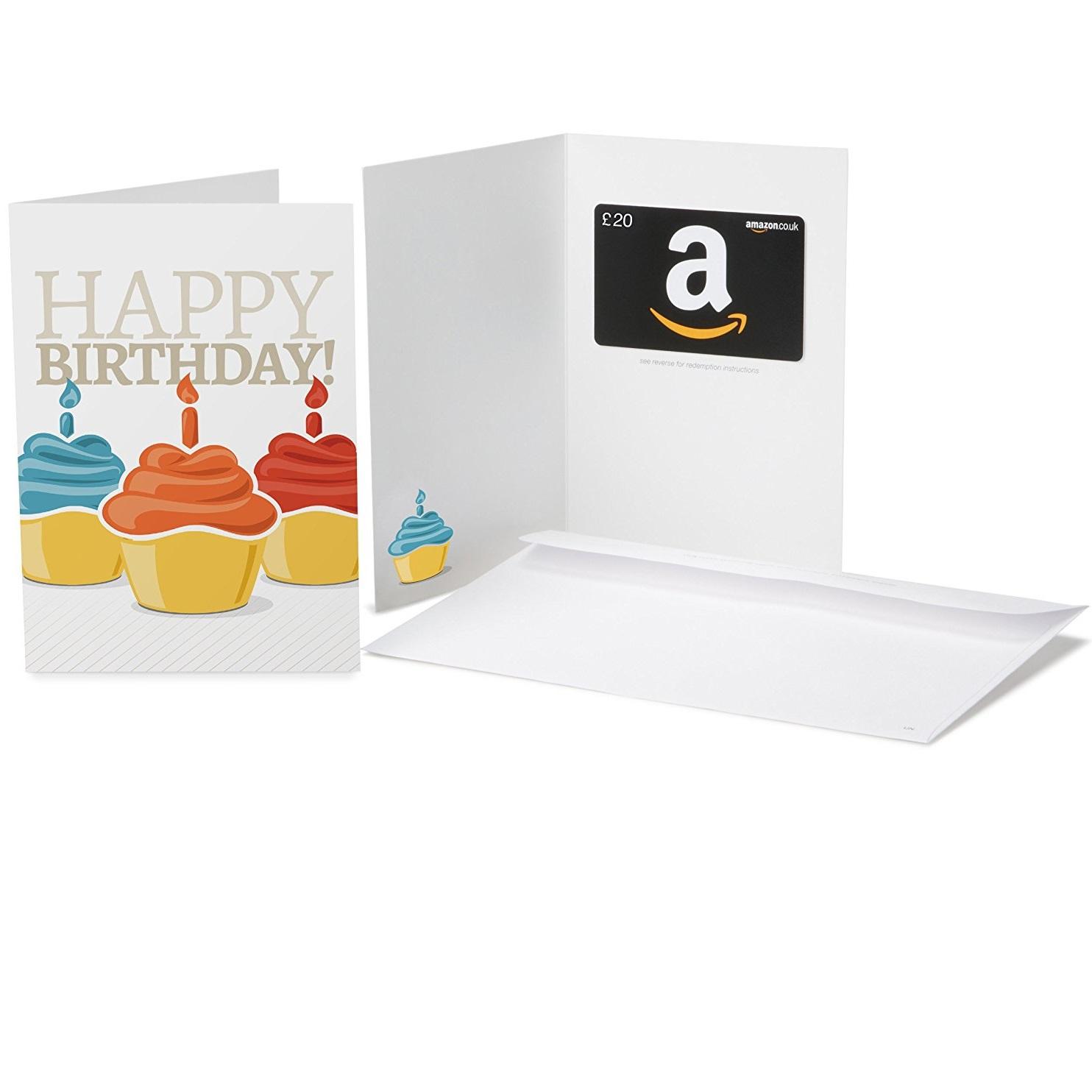 Amazon.co.uk: Gift Cards