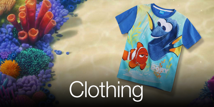 Finding Dory Clothing